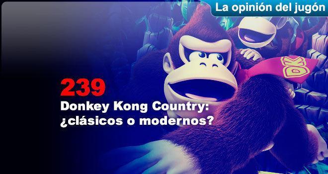 Donkey Kong Country: �cl�sicos o modernos? para