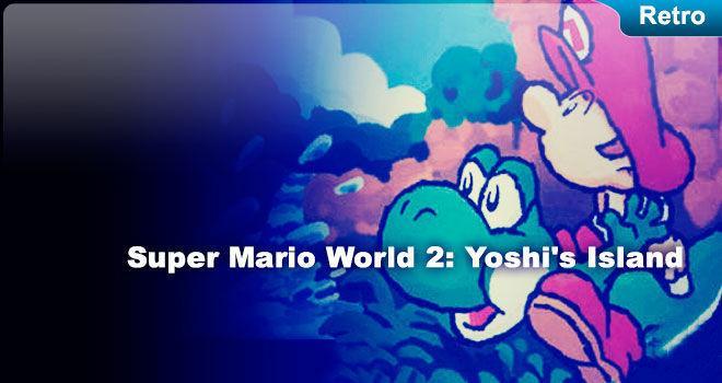 Super Mario World 2: Yoshi's Island para