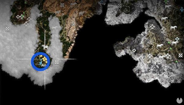 localización de cuellilargo en Astalanza