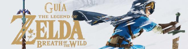 Guía Zelda: Breath of the Wild, trucos y consejos