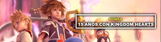 15 años con Kingdom Hearts