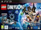 Carátula LEGO Dimensions para PlayStation 3