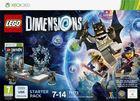 Carátula LEGO Dimensions para Xbox 360