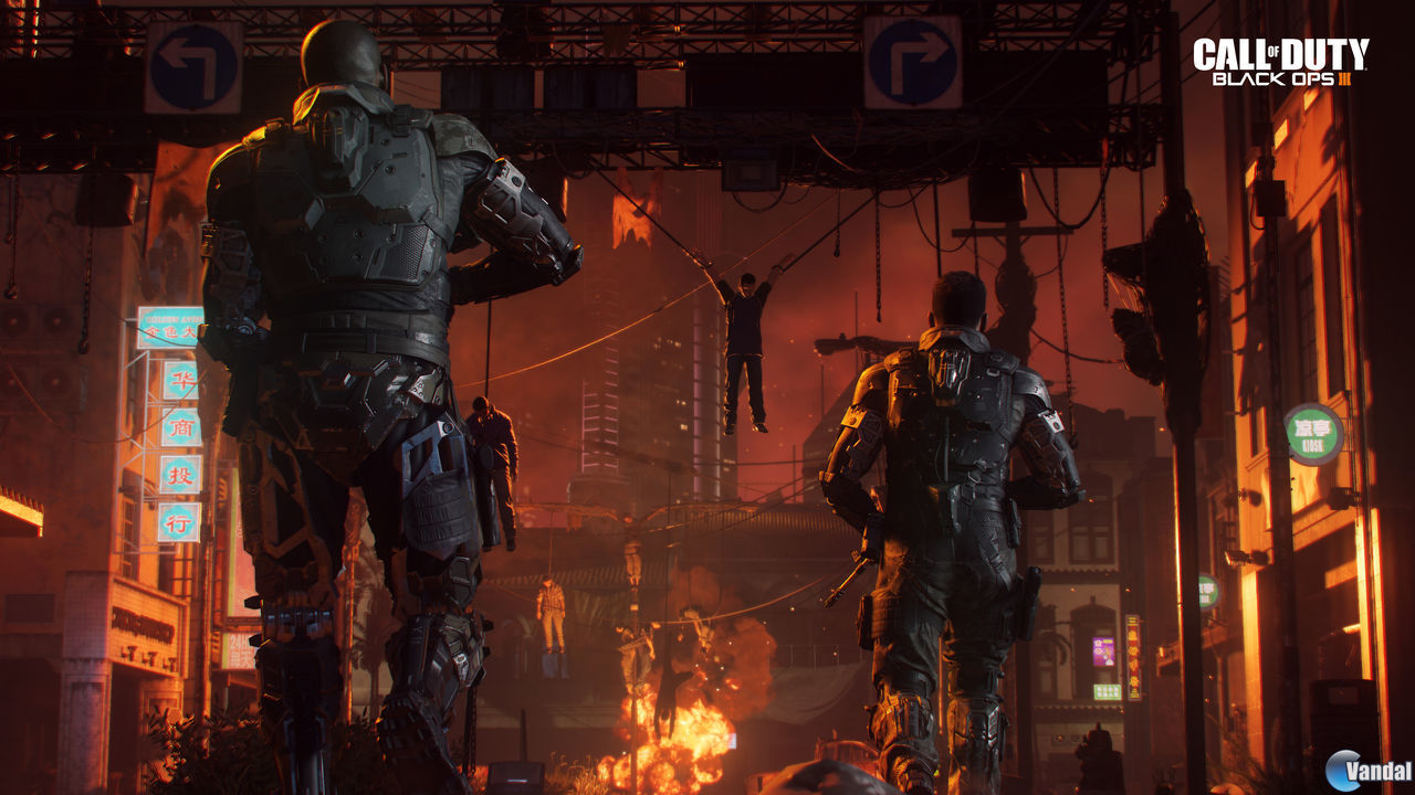 Imagen 49 de Call of Duty: Black Ops III para PlayStation 4