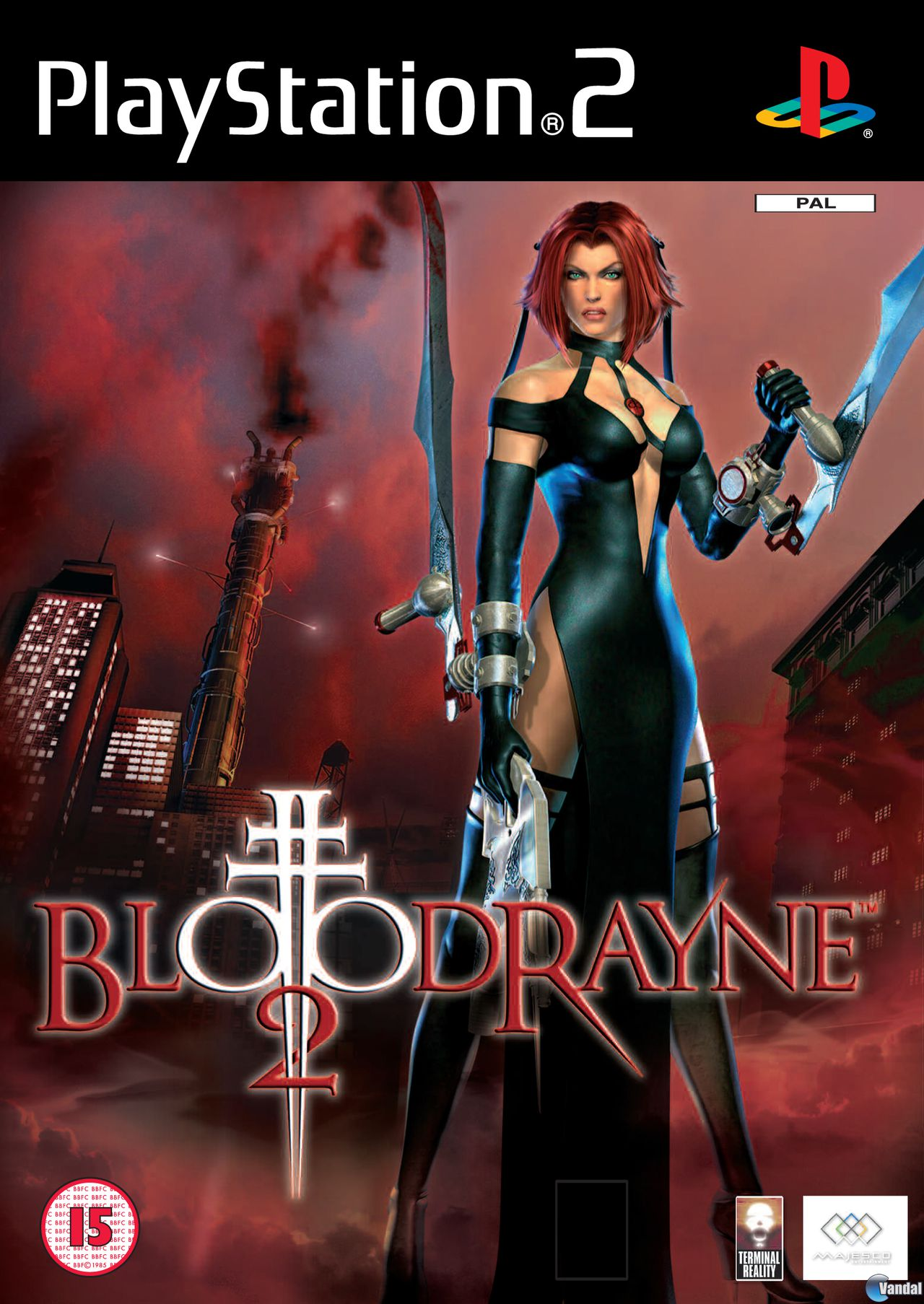 Bloodrayne 2 full nude cheat ps2 porncraft tube