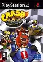 Crash Bandicoot: Nitro Kart para PlayStation 2