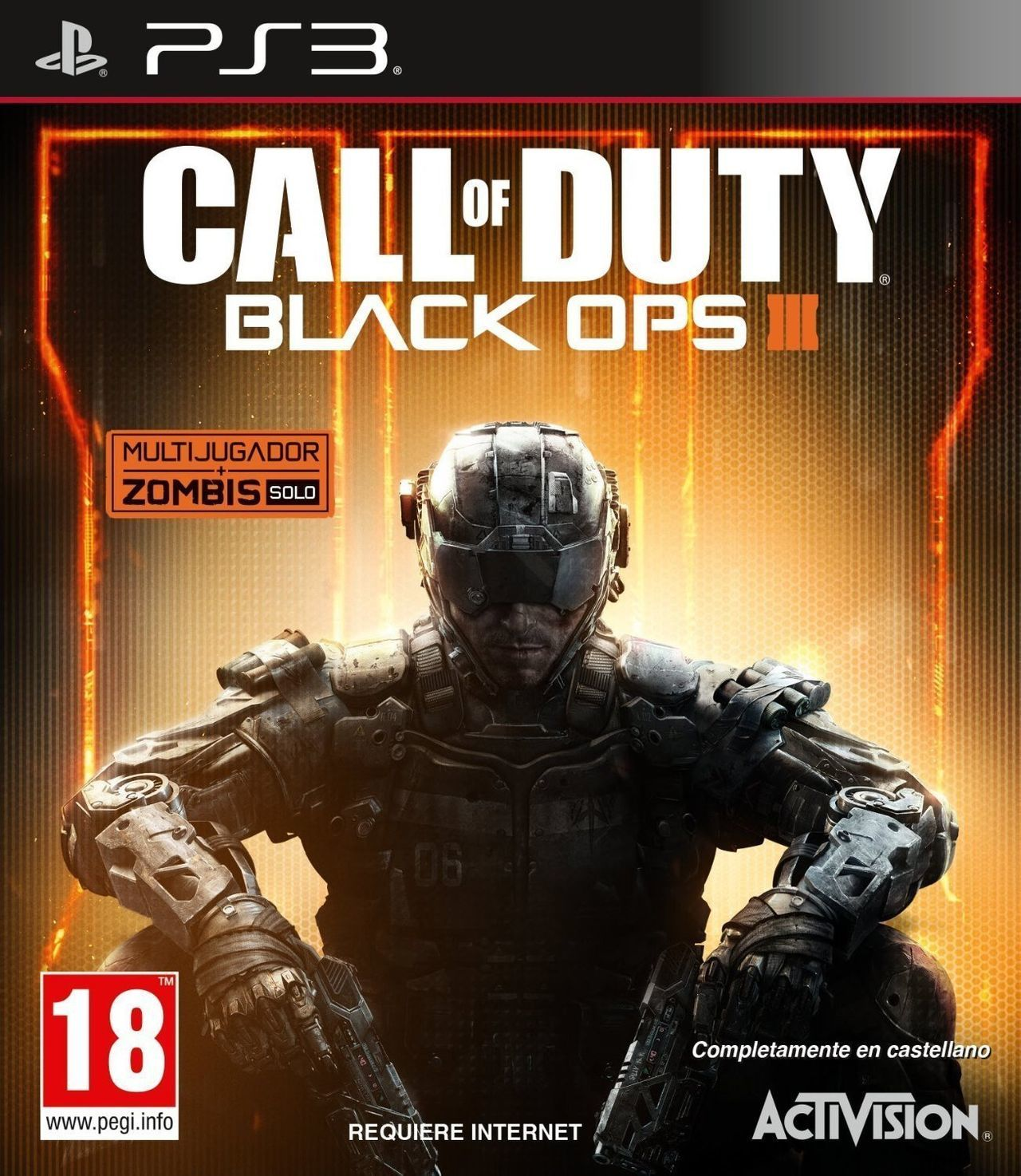Imagen 32 de Call of Duty: Black Ops III para PlayStation 3