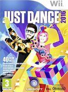 Carátula Just Dance 2016 para Wii
