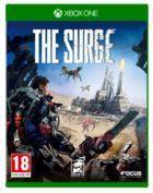 Carátula The Surge para Xbox One