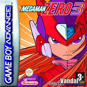 Megaman zero 3 toda la informaci n game boy advance for Megaman 9 portada