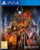 Carátula Demons Age para PlayStation 4