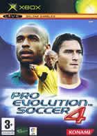 Pro Evolution Soccer 4 para Xbox