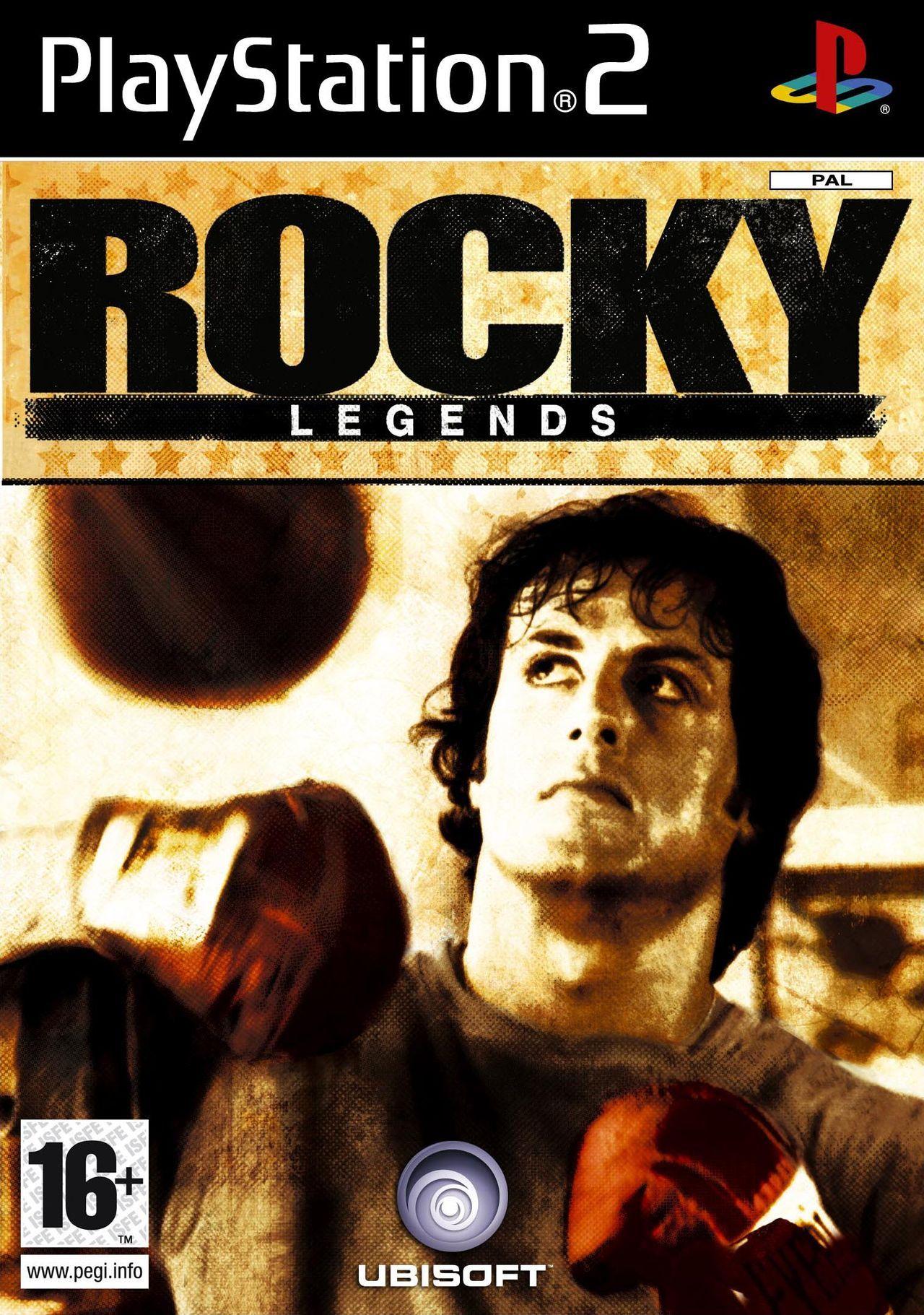 rocky balboa игра
