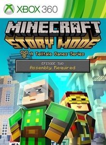 Minecraft Story Mode Episode 2015 [Mega+] Xbox Ps3 Pc Xbox360 Wii Nintendo Mac Linux