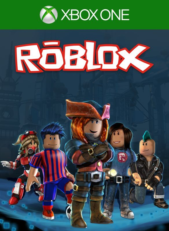 xbox one roblox disc