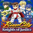 Carátula River City Ransom: Knights of Justice eShop para Nintendo 3DS