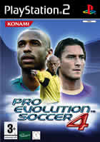 Pro Evolution Soccer 4 para PlayStation 2