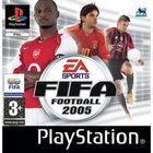 Carátula FIFA Football 2005 para PS One