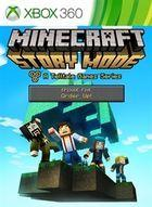 Carátula Minecraft: Story Mode - Episode 5: Order Up! XBLA para Xbox 360