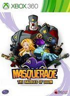 Carátula Masquerade: The Baubles of Doom XBLA para Xbox 360