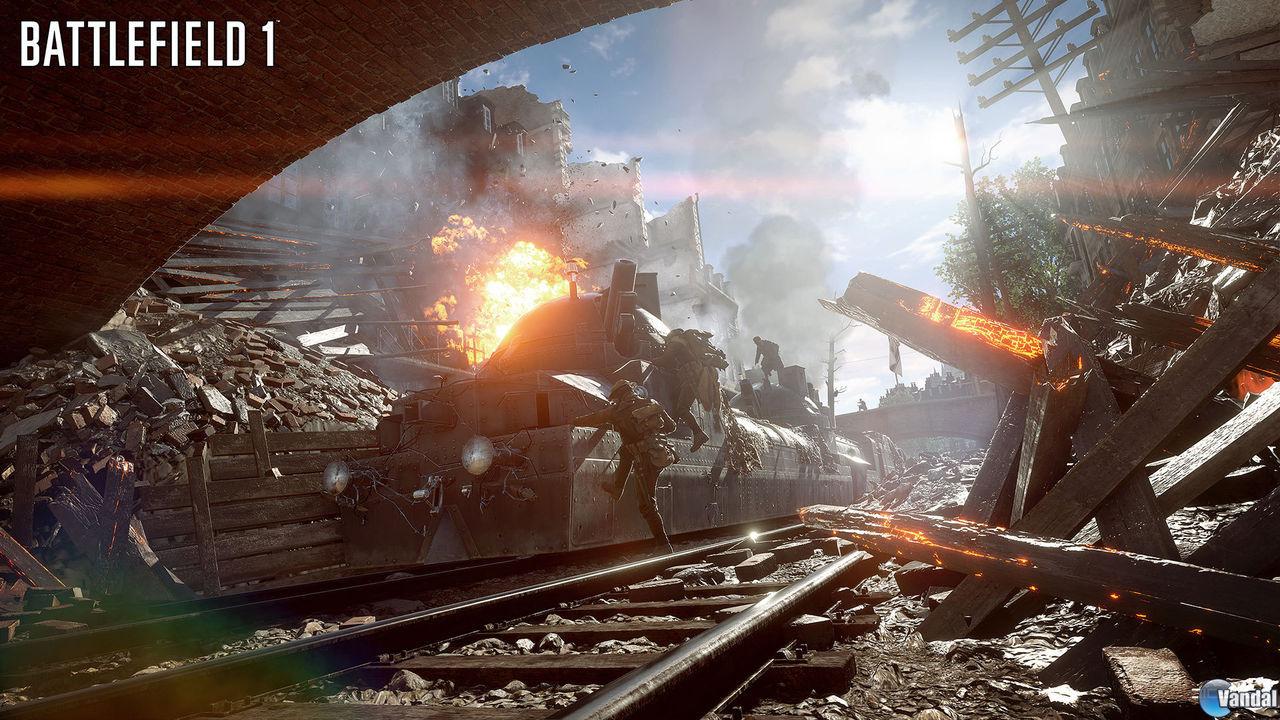 Amiens Battlefield 1