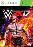 Carátula WWE 2K17 para Xbox 360