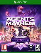 Carátula Agents of Mayhem para Xbox One