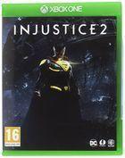 Carátula Injustice 2 para Xbox One