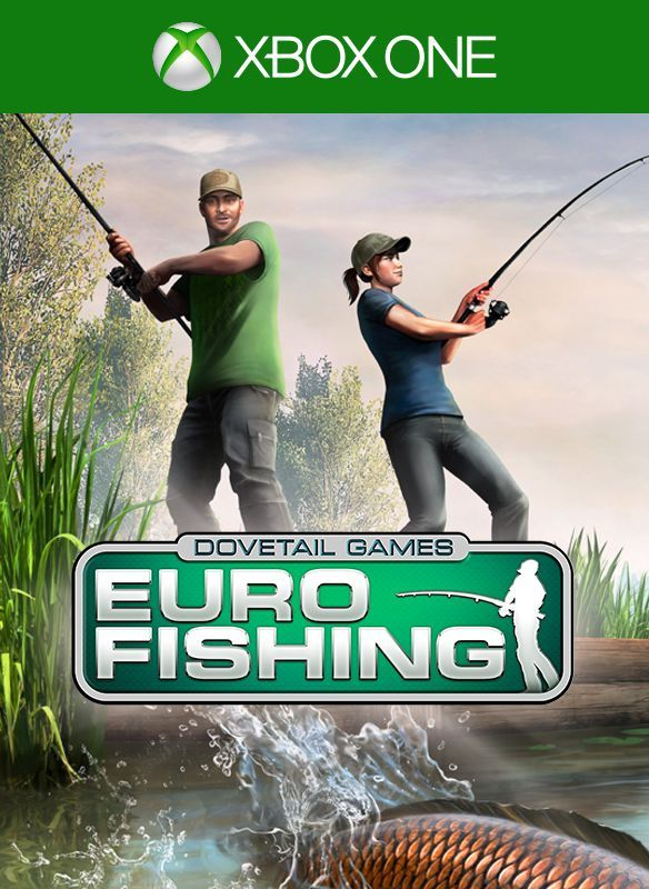 car tula euro fishing xbox one vandal ForXbox One Fishing Games
