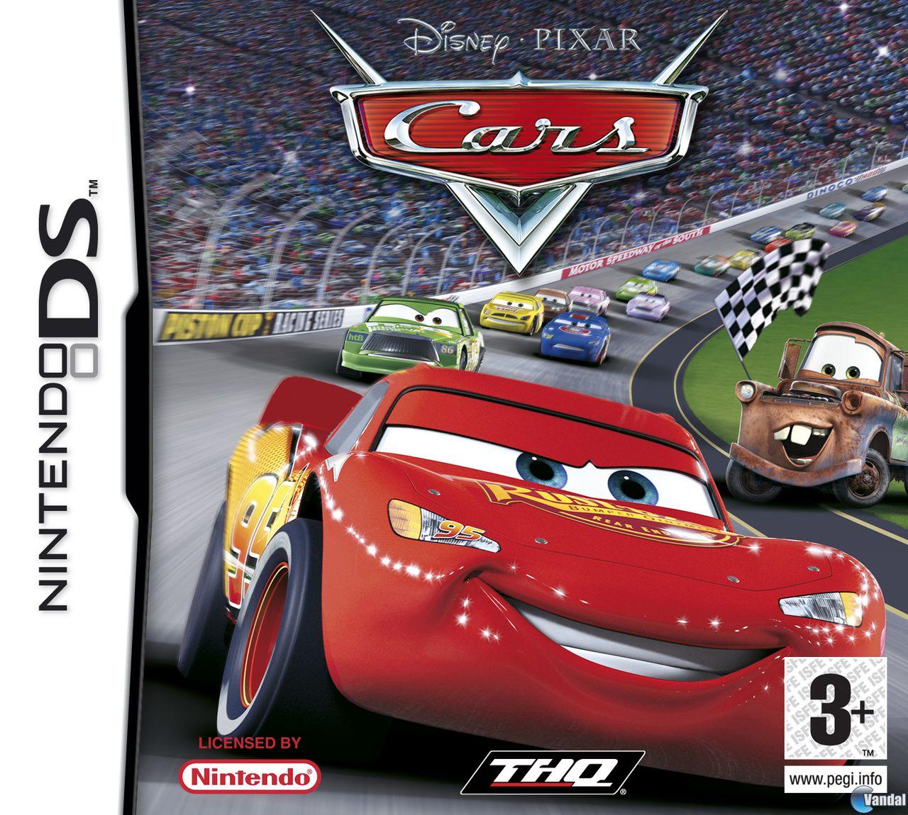 Disney Cars Ds Game