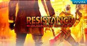 Impresiones Resistance: Burning Skies