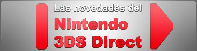 Nintendo 3DS Direct de abril: Las novedades