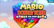 Mario and Donkey Kong: Minis on the Move eShop para 3DS