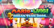 Mario & Luigi: Dream Team Bros. para 3DS