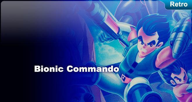 Bionic Commando para