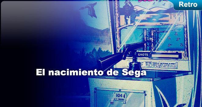 El nacimiento de Sega para