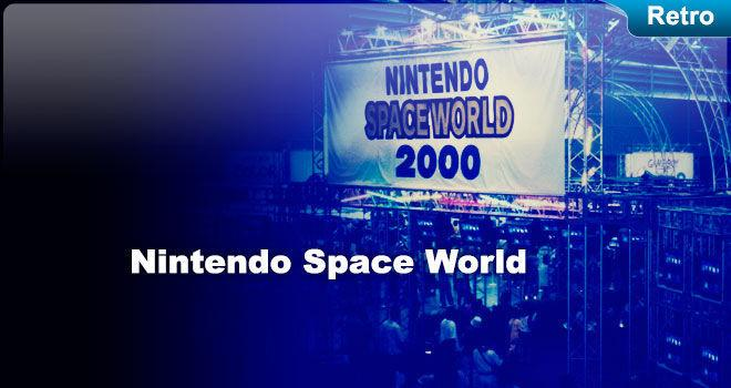 Nintendo Space World para