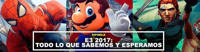 E3 2017: TODOS los juegos, resumen de las conferencias y noticias