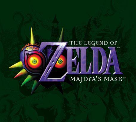 imagen zelda majora s mask: