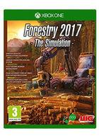 Carátula Forestry 2017: The Simulation para Xbox One