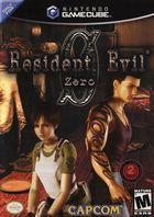 Resident Evil Zero para GameCube