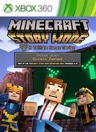 Carátula Minecraft: Story Mode - Episode 7: Access Denied XBLA para Xbox 360