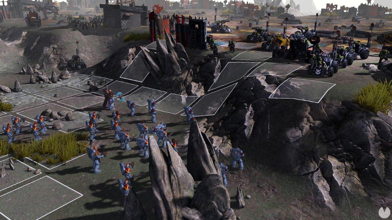 Warhammer 40K: Sanctus Reach