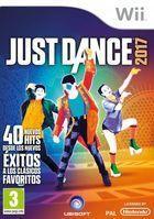 Carátula Just Dance 2017 para Wii