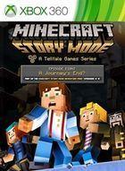 Carátula Minecraft: Story Mode - Episode 8: A Journey's End? XBLA para Xbox 360