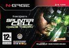 Carátula Splinter Cell para N-Gage