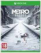 Carátula Metro Exodus para Xbox One