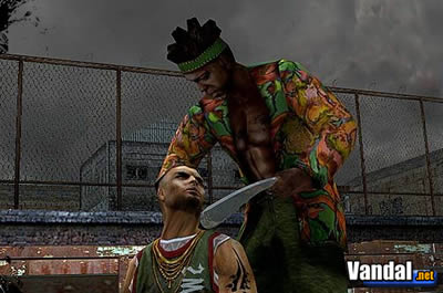 Imagen 20 de Crime Life: Gang Wars para PlayStation 2