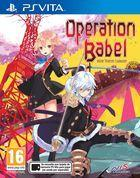 Carátula Operation Babel: New Tokyo Legacy para PSVITA