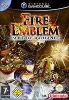 Fire Emblem: Path of Radiance para GameCube
